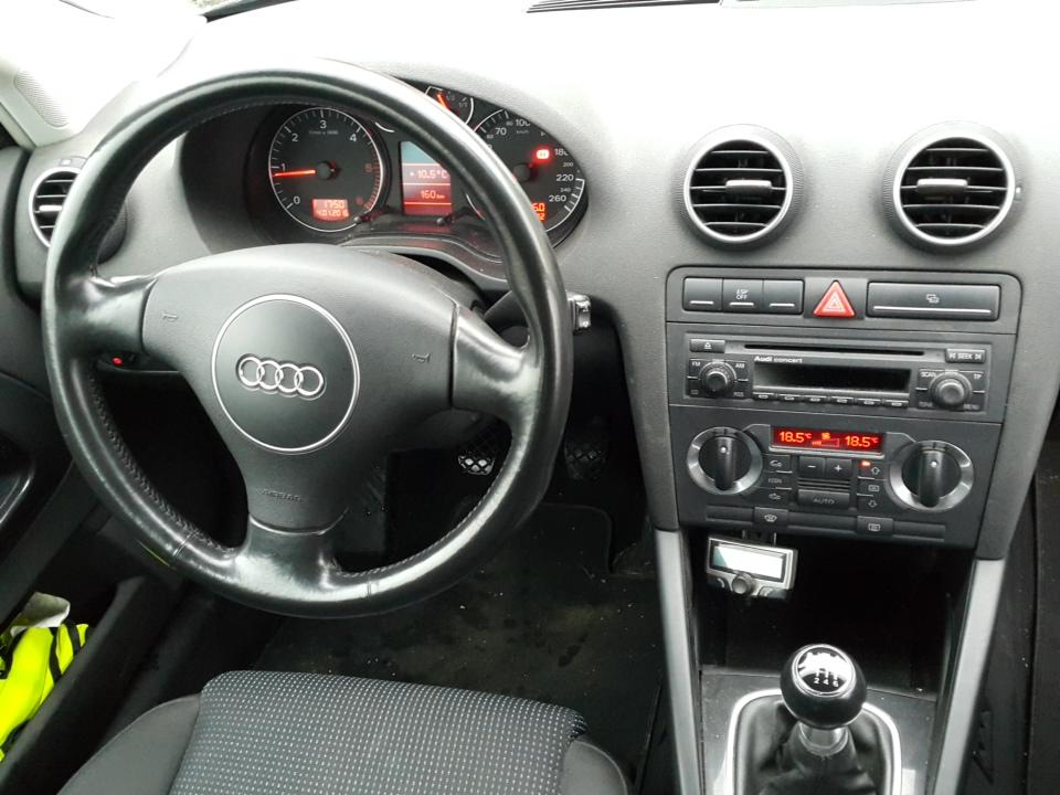 Audi a3 de segunda mano en ourense - Puertas de cochera segunda mano ...