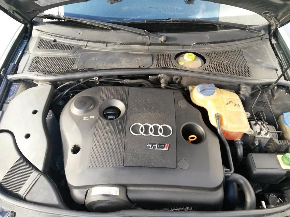 Audi a4 de segunda mano en santiago a coru a - Muebles de segunda mano coruna ...