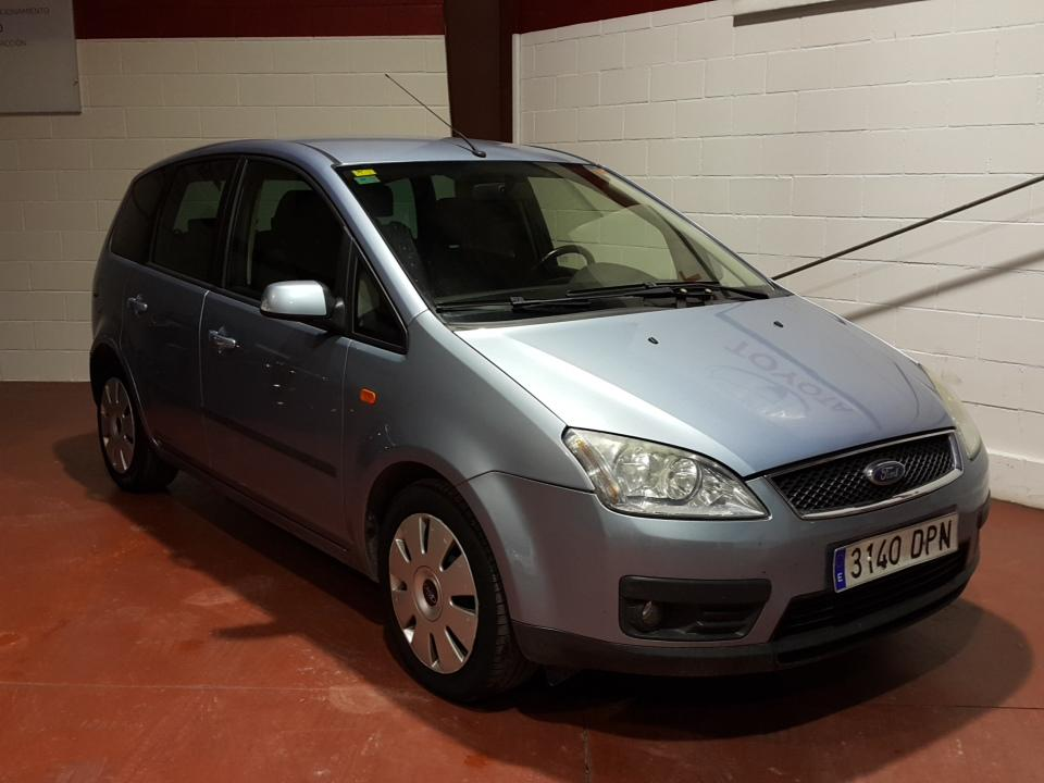 Ford Cmax De Segunda Mano En Ourense