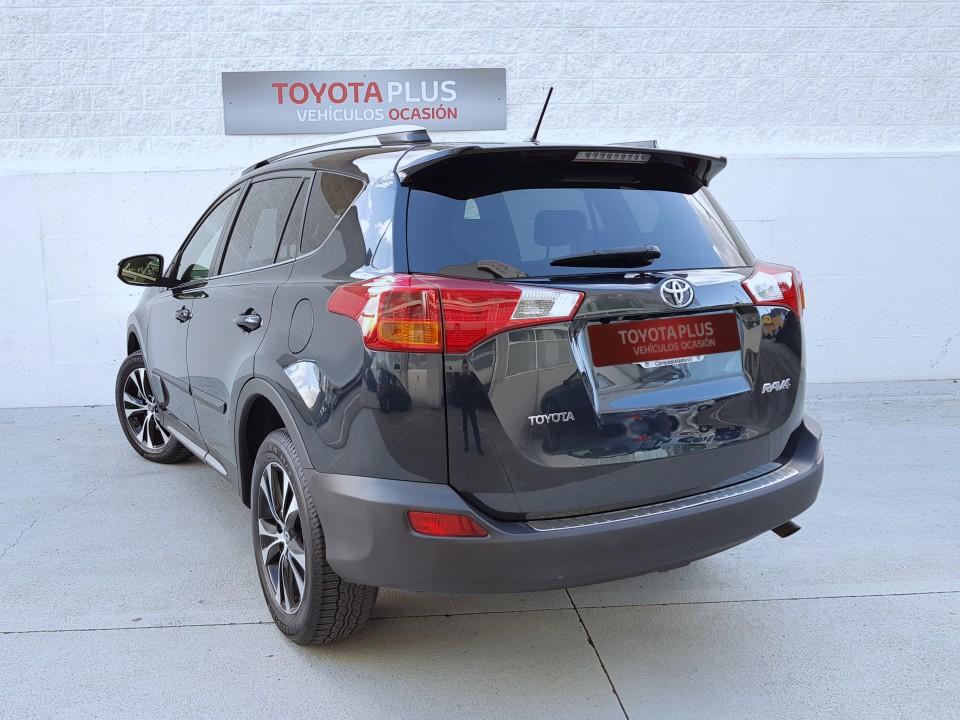 Toyota Rav 4 Seminuevo En Santiago A Coru 241 A