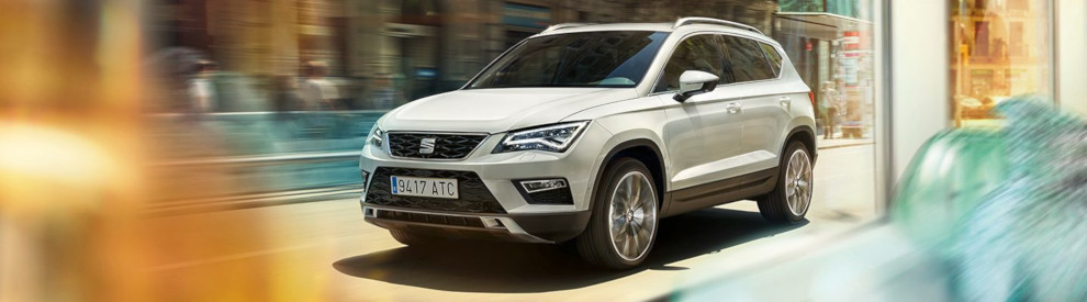 SEAT Ateca disponibles